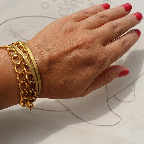 Lepa multi Layer Bracelet