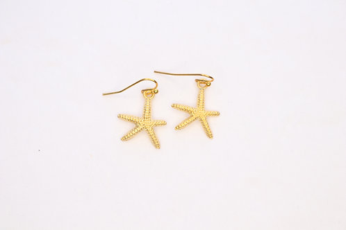 Starfish Earings