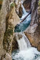 Wasserfall Garnitzenklamm Hermagor Nassfeld