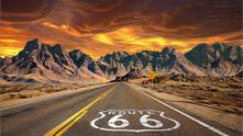 ROTA 66 E GRAND CANYON - USA