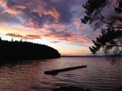 Sunset witnessed every night