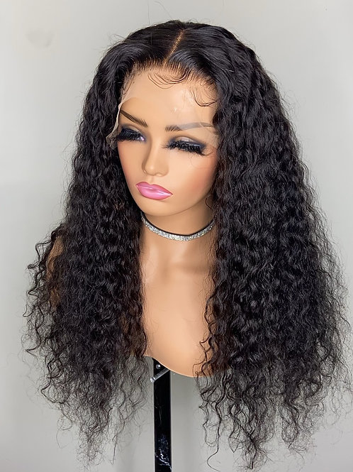 Customized Lace Front Wigs
