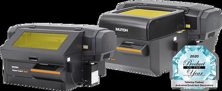 Mutoh UV printers XPJ-461 and XPJ-661