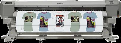 Mutoh VJ-2638X sublimation printer