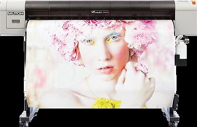 Mutoh VJ-1324X vinyl printer