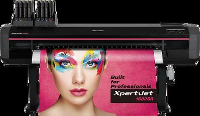 Mutoh XPJ-1682SR vinyl printer