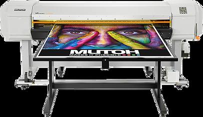 Mutoh Hybrid UV Printer VJ-1638UR