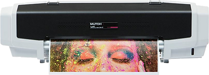 Mutoh VJ-628 sticker printer