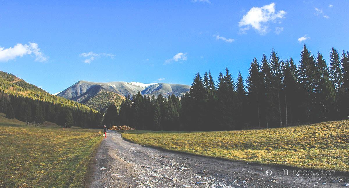 Vychádzka so Zorkou, Západné Tatry