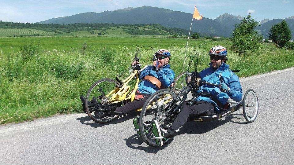 Hanbike cez Slovensko