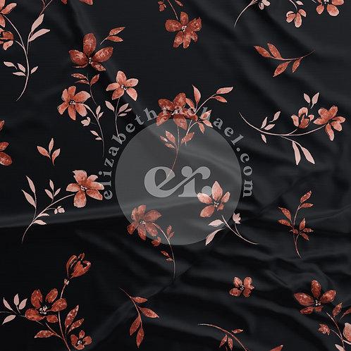 Midscale Loose Floral