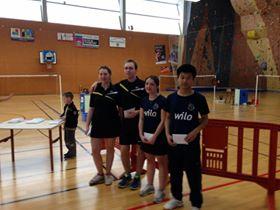 Finalistes au tournoi de Mayenne