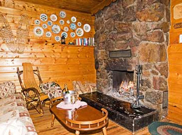 Call of the Canyons Cabins | Loveland Ski Reservations