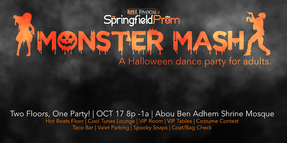 Monster Mash presented by Springfield Prom