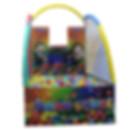 comprar Cama Elástica Piscina de Bolinhas Aero Hokey Mesa e Cadeira, Piscina de bolinhas, Criança, infantil,Venda, vende barato