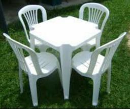 Comprar mesa e cadeira de plastico, Vende,venda vender a venda barato mais em conta