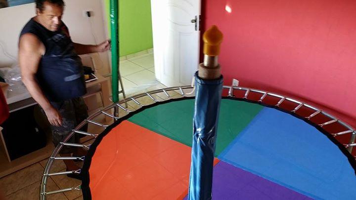Cama Elástica de 2.5 metros pequena