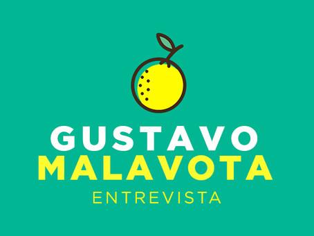 Entrevista com Gustavo Malavota
