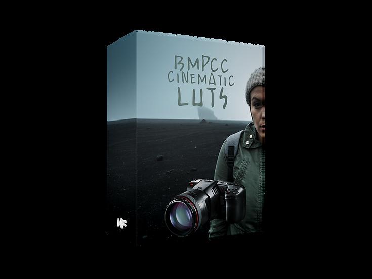 BMPCC (4K & 6K) CINEMATIC LUTS