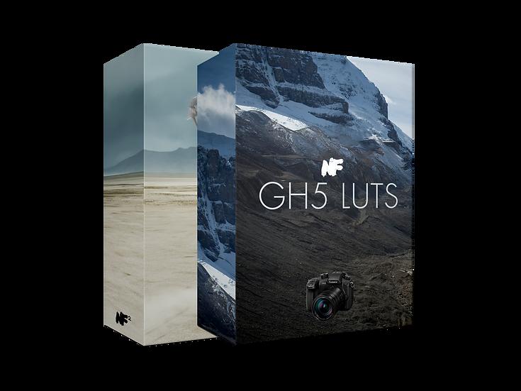 Lumix GH5 & Mavic 2 Pro LUTs