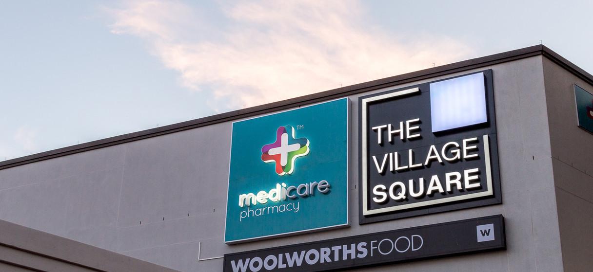 The New Village Square