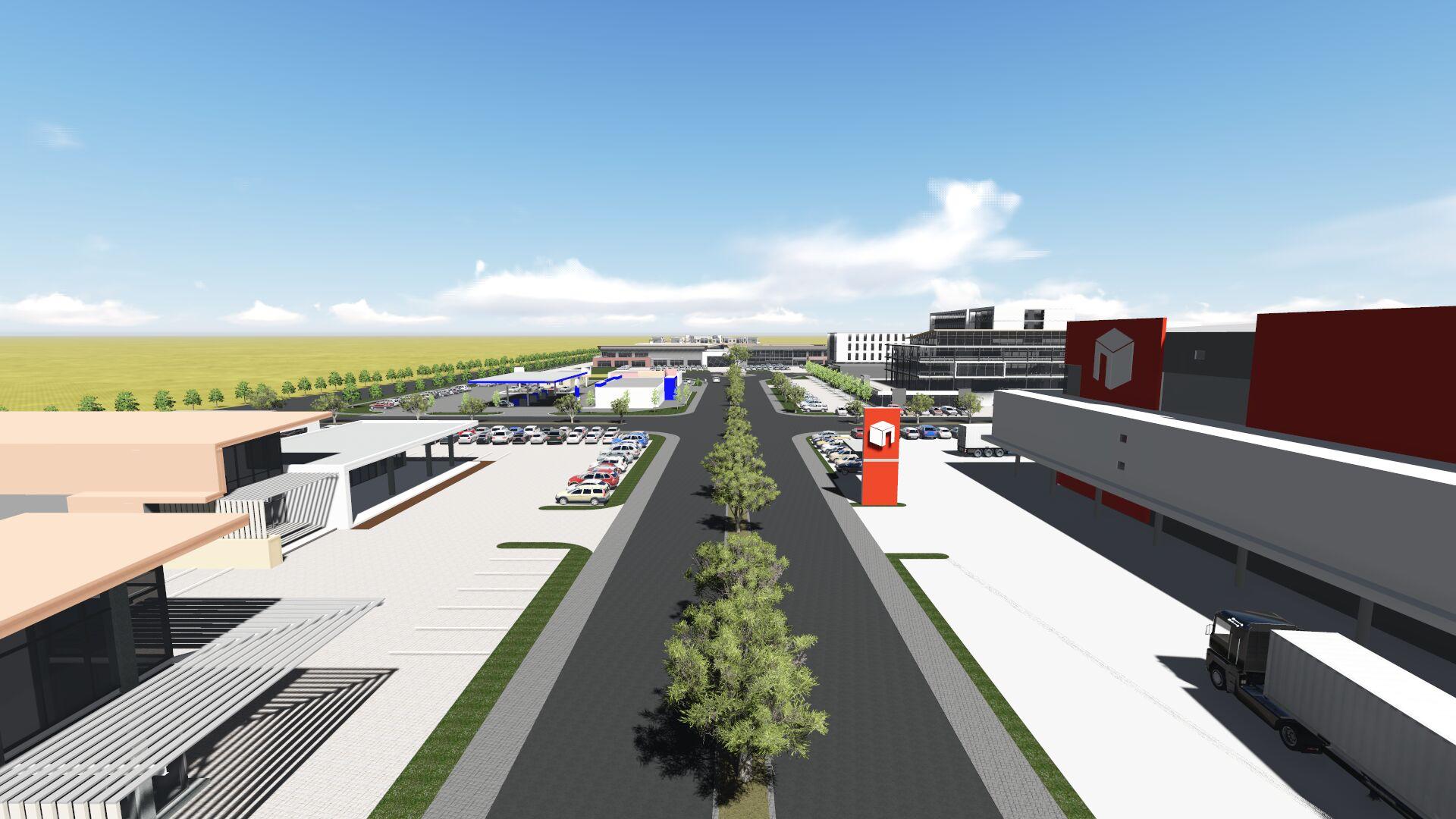 Haasendal Shopping Mall 7