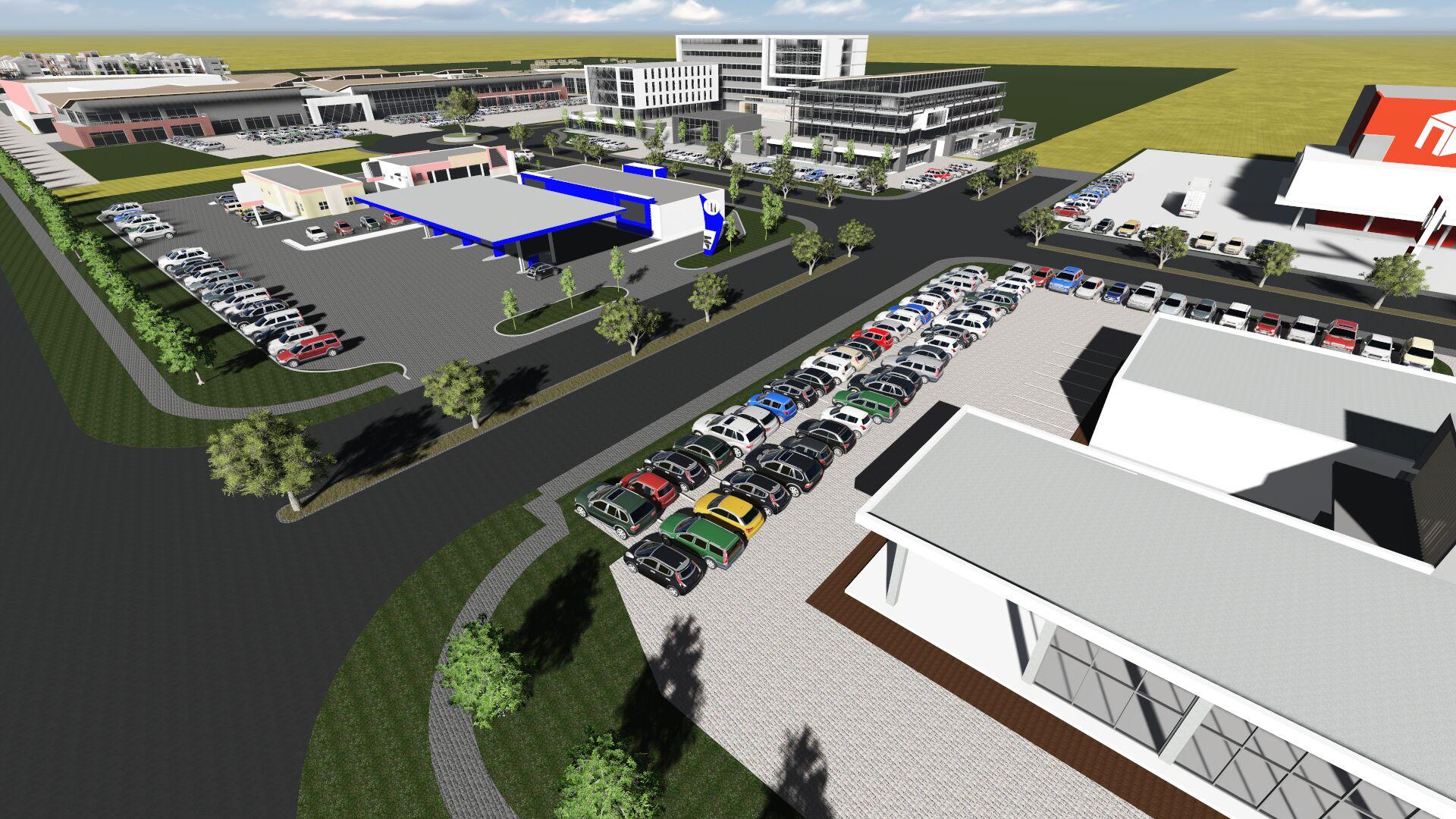 Haasendal Shopping Mall 3