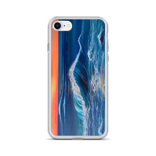 Silver Linings (horizontal) iPhone Case