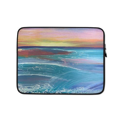 High Tides Laptop Sleeve