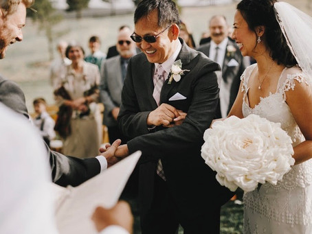 Trusting your wedding vendors!