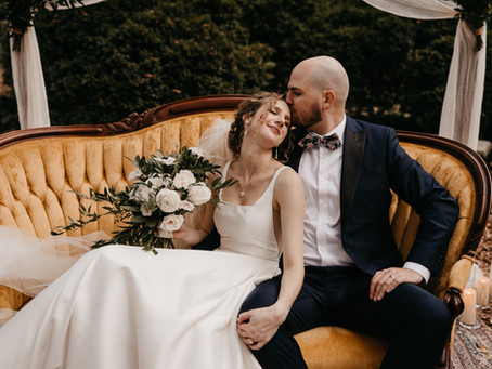 A Dreamy Wedding - I just had to share!