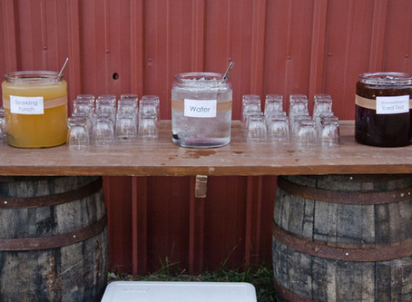 Wedding Drink Stations