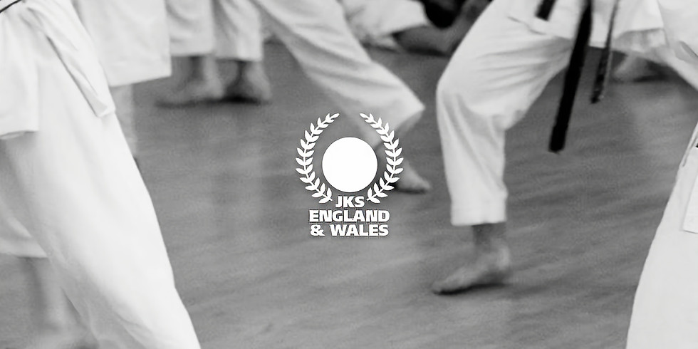 Open JKS England Black and Brown Belt Course