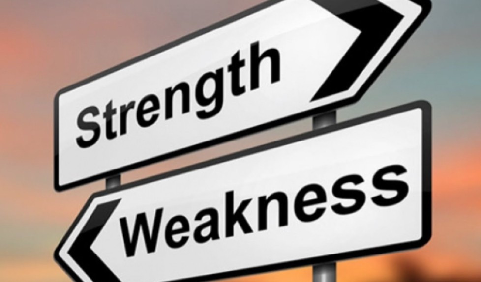 strength or weakness signpost