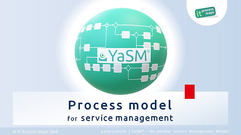 YaSM Process Maps different versions