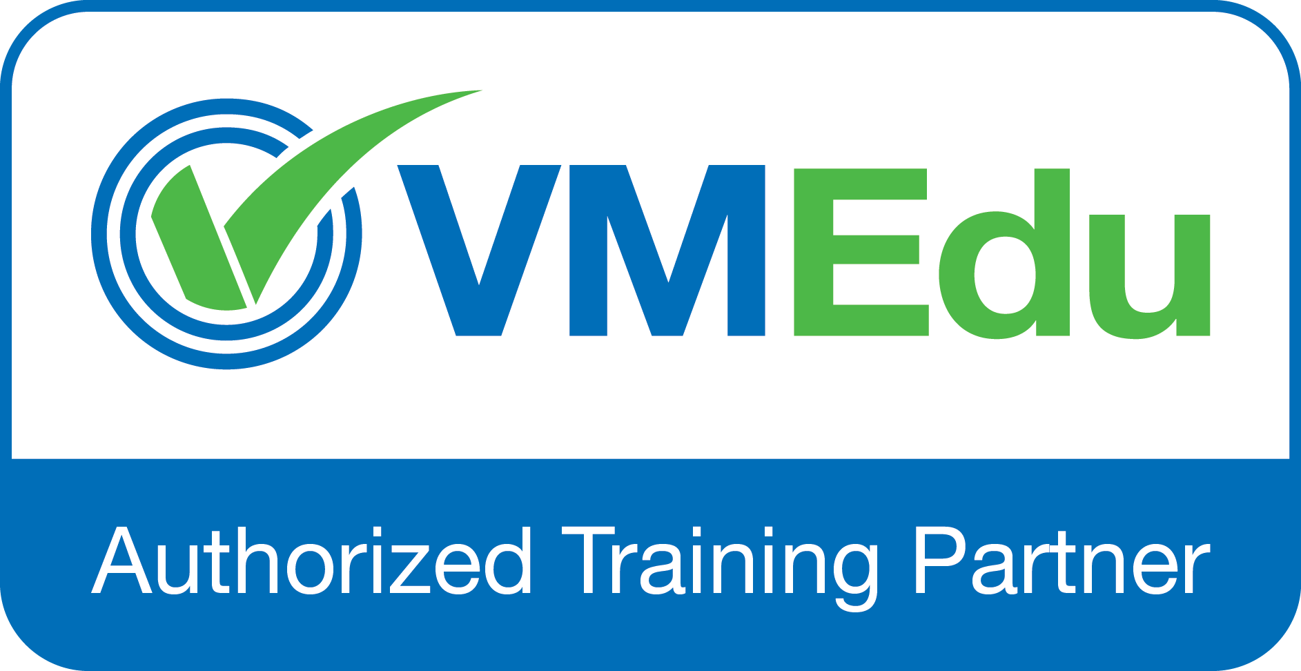 VmEdu Authorized Training Partner Logo
