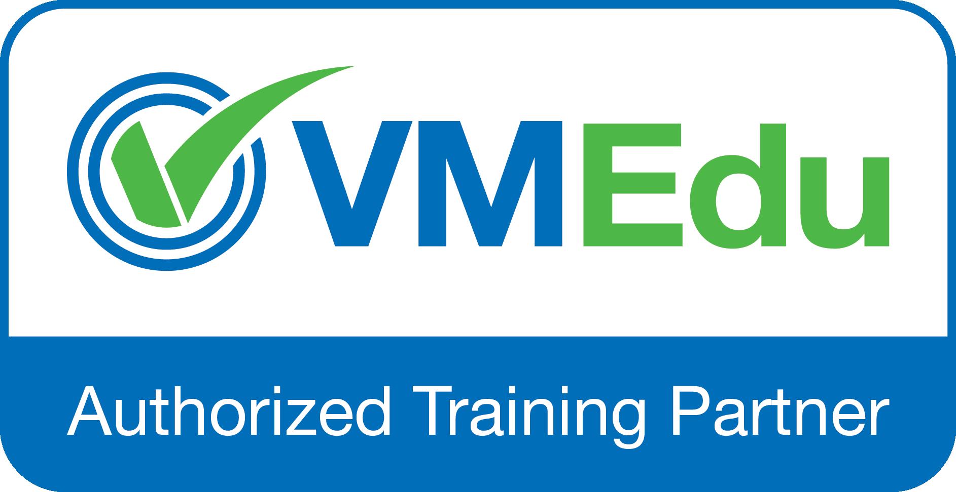 VmEdu Authorized Training Partner Logo