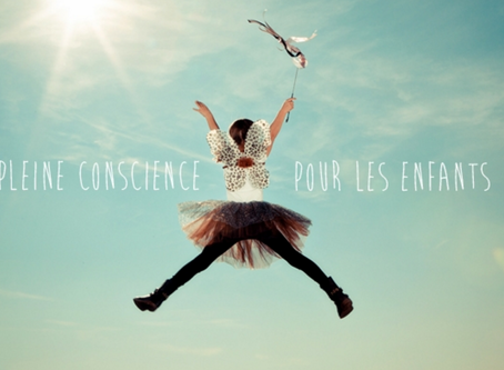 On parle des Ateliers de pleine conscience dans un joli blog!