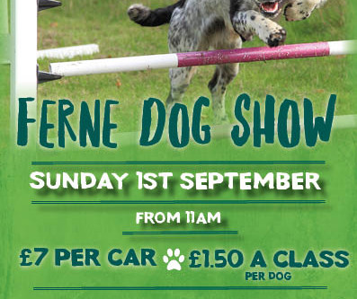 Allwinds at Ferne Animal Sanctuary Dog Show!