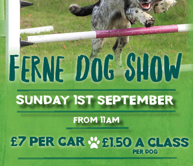 Allwinds at Ferne Animal Sanctuary Dog Show!