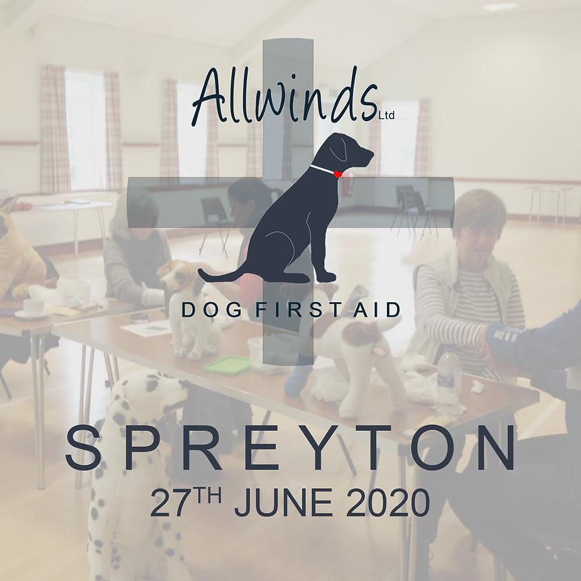 Allwinds Spreyton