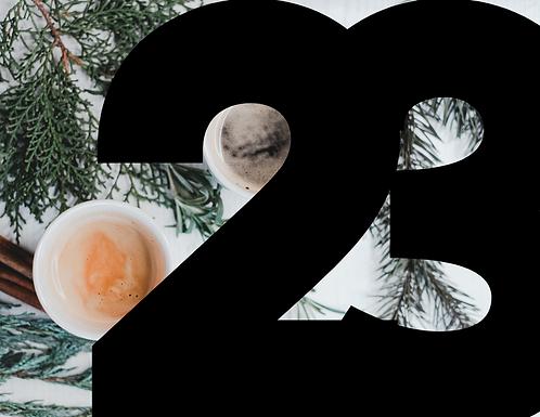 23. Dezember: Der sinn von Weihnachten