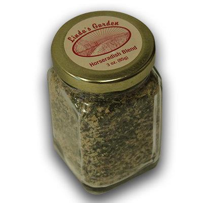 Horseradish Jar