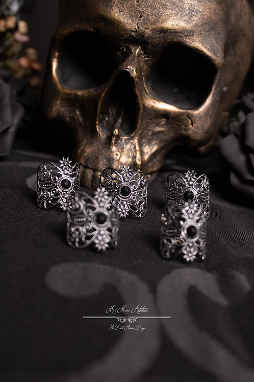 """METAL CLAW RINGS """"ANIKE"""""""