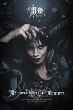 Fantasy Gothic metal claws