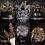 Thumbnail: MEDUSA METAL CLAW GLOVE HALF