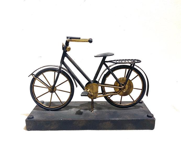 Bicicletinha Dourada