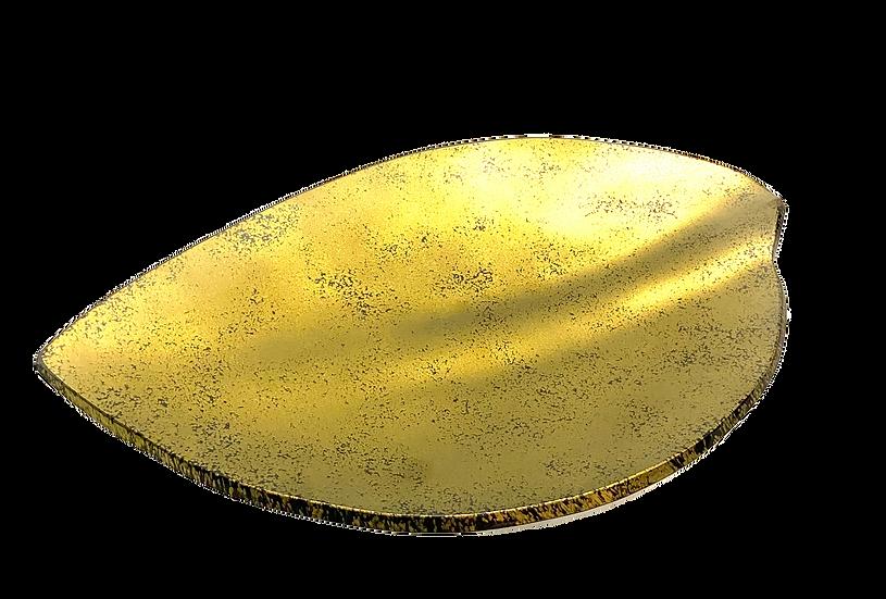 Centro Folha Long Ouro