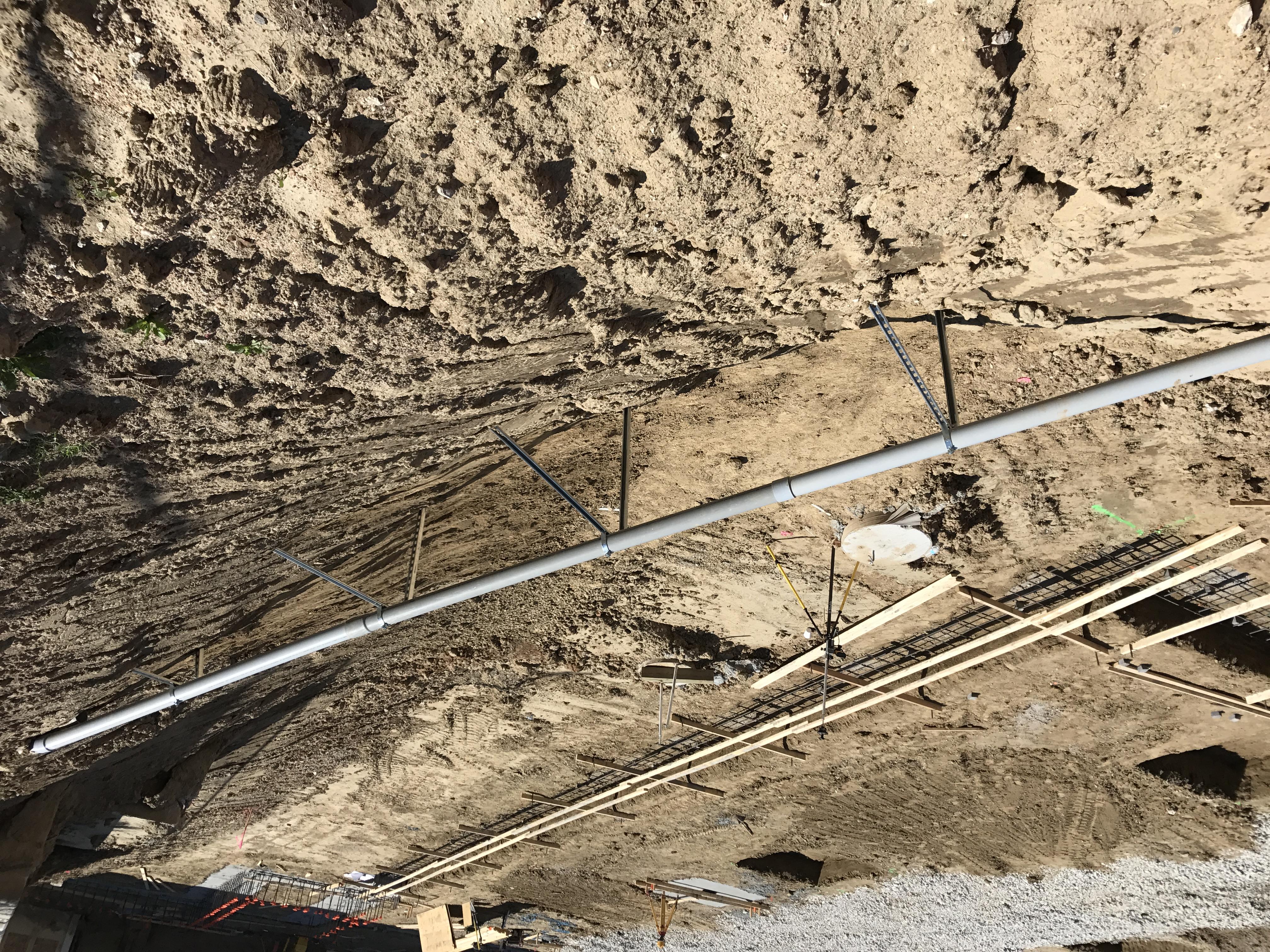 Burke Underground Conduit Repair