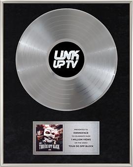 Platinum Record Award Link Up TV Black Premium.png
